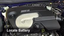 2006 Chevrolet Monte Carlo LT 3.9L V6 Battery