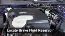 2006 Chevrolet Monte Carlo LT 3.9L V6 Brake Fluid