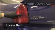 2006 Chevrolet Monte Carlo LT 3.9L V6 Lights