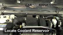 2006 Chevrolet Trailblazer LT 4.2L 6 Cyl. Fluid Leaks