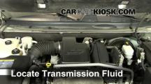 2006 Chevrolet Trailblazer LT 4.2L 6 Cyl. Transmission Fluid