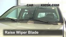 2006 Chevrolet Trailblazer LT 4.2L 6 Cyl. Windshield Wiper Blade (Front)
