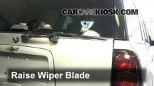 2006 Chevrolet Trailblazer LT 4.2L 6 Cyl. Windshield Wiper Blade (Rear)
