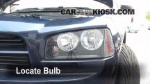2006 Dodge Charger SXT 3.5L V6 Lights