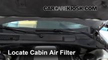2006 Dodge Magnum RT 5.7L V8 Filtro de aire (interior)