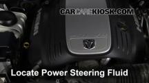 2006 Dodge Magnum RT 5.7L V8 Líquido de dirección asistida
