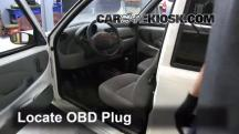 2006 Fiat Seicento 600 Van 1.1L 4 Cyl. Check Engine Light