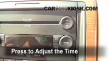 2006 Ford Explorer Eddie Bauer 4.0L V6 Clock