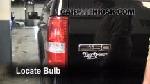 2006 Ford F-150 XLT 5.4L V8 Extended Cab Pickup (4 Door) Lights