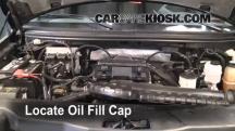 2006 Ford F-150 XLT 5.4L V8 Extended Cab Pickup (4 Door) Oil