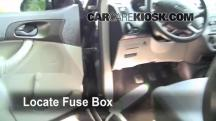 2006 Ford Focus ZX3 2.0L 4 Cyl. Fuse (Interior)