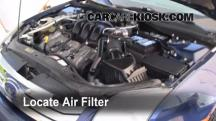 2006 Ford Fusion SE 3.0L V6 Air Filter (Engine)