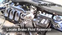 2010 Lincoln MKZ 3.5L V6 Líquido de frenos