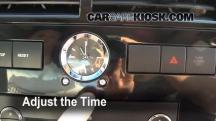 2006 Ford Fusion SE 3.0L V6 Reloj