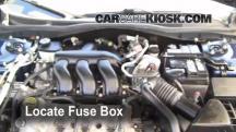 2006 Ford Fusion SE 3.0L V6 Fusible (motor)