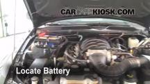 2006 Ford Mustang GT 4.6L V8 Coupe Battery