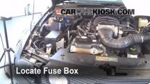 2006 Ford Mustang GT 4.6L V8 Coupe Fusible (motor)