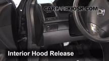 2006 Honda Accord EX 2.4L 4 Cyl. Coupe (2 Door) Capó
