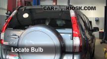 2006 Honda CR-V SE 2.4L 4 Cyl. Luces