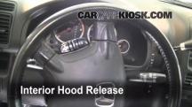 2006 Honda CR-V SE 2.4L 4 Cyl. Belts