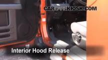2006 Honda Element EX 2.4L 4 Cyl. Capó
