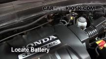 2006 Honda Pilot EX 3.5L V6 Battery