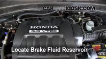 2006 Honda Pilot EX 3.5L V6 Líquido de frenos