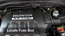 2006 Honda Pilot EX 3.5L V6 Fusible (motor)