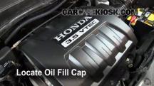 2006 Honda Pilot EX 3.5L V6 Oil