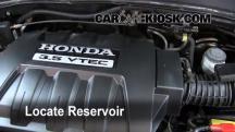 2006 Honda Pilot EX 3.5L V6 Windshield Washer Fluid