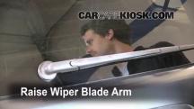 2006 Honda Pilot EX 3.5L V6 Windshield Wiper Blade (Rear)