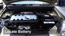 2006 Kia Rio 1.6L 4 Cyl. Battery