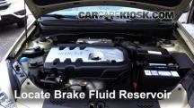2006 Kia Rio 1.6L 4 Cyl. Brake Fluid
