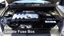 2006 Kia Rio 1.6L 4 Cyl. Fusible (motor)