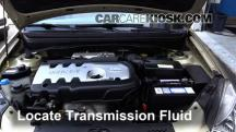 2006 Kia Rio 1.6L 4 Cyl. Transmission Fluid