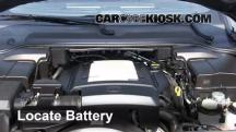 2006 Land Rover LR3 SE 4.4L V8 Battery