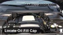 2006 Land Rover LR3 SE 4.4L V8 Oil