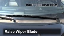 2006 Land Rover LR3 SE 4.4L V8 Windshield Wiper Blade (Front)