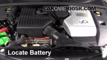 2006 Lexus RX400h 3.3L V6 Battery