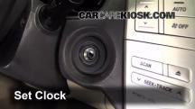 2006 Lexus RX400h 3.3L V6 Reloj