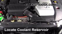 2006 Lexus RX400h 3.3L V6 Coolant (Antifreeze)