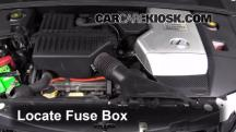 2006 Lexus RX400h 3.3L V6 Fusible (motor)