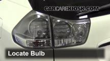 2006 Lexus RX400h 3.3L V6 Lights