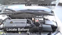 2006 Mazda 6 i 2.3L 4 Cyl. Sedan (4 Door) Battery