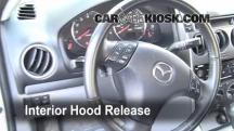 2006 Mazda 6 i 2.3L 4 Cyl. Sedan (4 Door) Capó