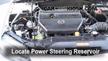 2006 Mazda 6 i 2.3L 4 Cyl. Sedan (4 Door) Líquido de dirección asistida