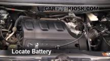 2006 Mazda MPV LX 3.0L V6 Battery