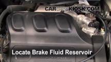 2006 Mazda MPV LX 3.0L V6 Brake Fluid