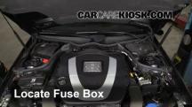 2006 Mercedes-Benz CLK350 3.5L V6 Convertible (2 Door) Fusible (motor)