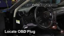 2006 Mercedes-Benz CLK350 3.5L V6 Convertible (2 Door) Compruebe la luz del motor